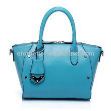 2013 Lady Fashion Bag/Cow Leather Tote/Ladies Tote Handbag FB-HBL019