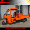 cabin three wheel motorcycle/gasoline motor tricycle/trike motorcycle