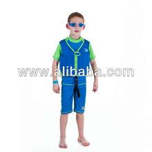kids learn to swim floatation suit