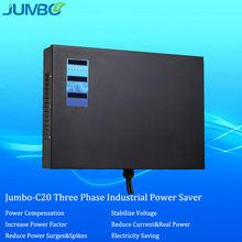 Electronic energy saving device intelligent energy saver