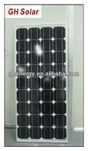 japan mono standard solar panel from GH