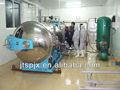 industriais a vapor em autoclave