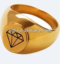 The Diamond Ring Gold