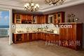 الميلامين وصفح خزانة المطبخ الحديث التصميم
