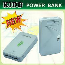 Huge volume capacity power bank 12000mAh Alloy shell bateria externa for all model mobile phone Y5K-LB2-110