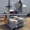 Caliente venta pequeña de prensado en frío de aceite de la máquina/de aceite de oliva de prensa/casa aceite de máquina de la prensa