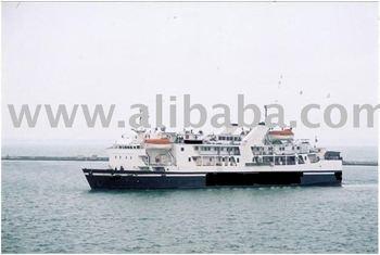 Passenger Ro-Ro Ship for charter