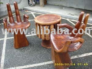 High Quality Antique Handmade Solid Wood Furniture Photo, Detailed