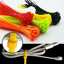 Wire bind waterproof cable tie 2.5*100mm