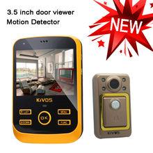 KIVOS KDB01S IR Night Video Door Phone Wholesale motion detector