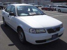 2003 NISSAN SUNNY FE SALOON /B15-800164/ Used Car From Japan (44402)