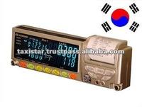 Made in Korea. Digital Taxi meter