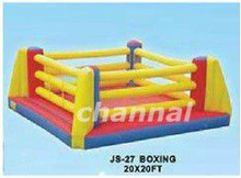 Exciting Boxing Ring inflatables/boxing arena Inflatable sports game