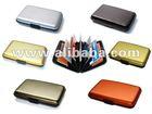Aluminium Card case