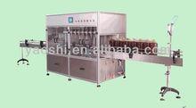 oil filling machine, automatic filling machine, complete oil filling machine
