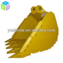 Komatus PC400 excavator attachment rock bucket rocky bucket