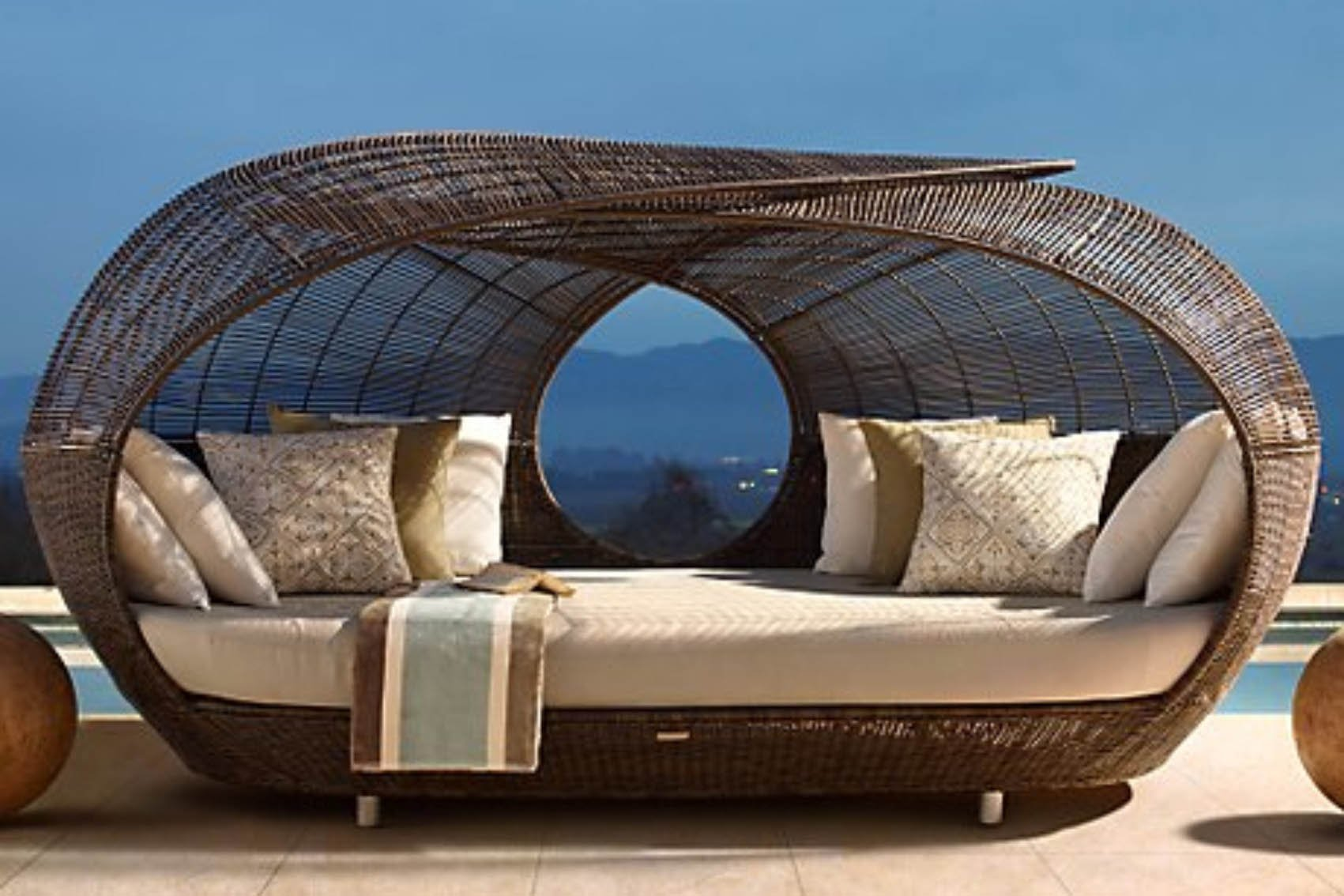 Garden Furniture Pod outdoor pod furniture