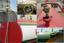 Wireless diesel level sensor with alerts