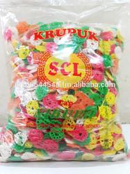 Kerupuk Mawar SCL Nikura (Net Round/Square/Jumbo)