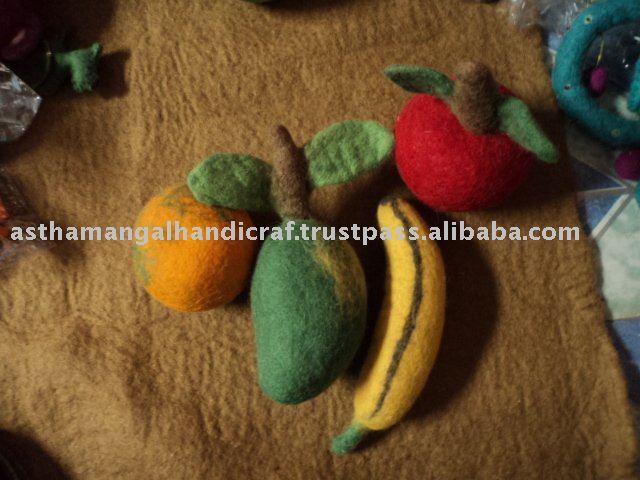 Fieltro de frutas