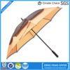 High quality trendy good quality nice long golf umbrella