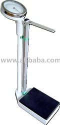Medical Health Scales with Height Measurement