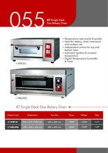 KT Bakery Oven