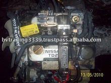 USED JAPANESE NISSAN DIESEL CAR ENGINES