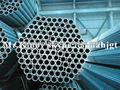galvanizado tubos de aço redondo