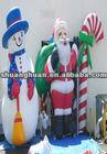inflatable Christmas