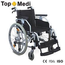 lightweight aluminum wheel chair/outdoors indoors aluminum wheel chair/manual aluminum wheel chair aluminum wheel chair for sale