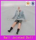 Realistic cute cotton ball jointed dolls dress uk by CIKA