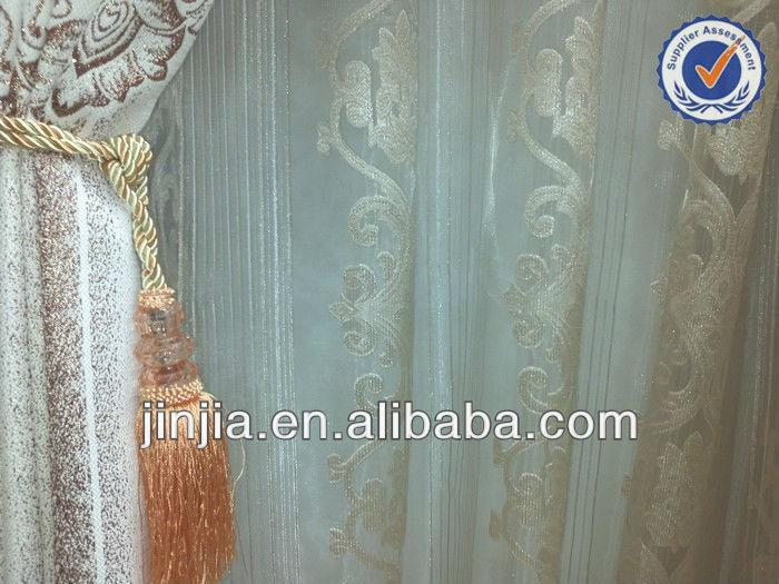 M3150 voile curtain sable curtain burnout curtain