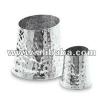 Flower Vase Aluminum Alloy