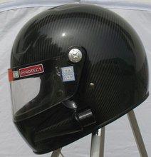 snell sa2010 fibra de carbono capacete