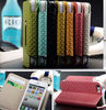 for iphone 5 diamond leather case