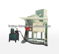 energy-saving fuel (gas) melting holding furnace for aluminum