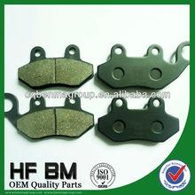 Cheap 125cc Motorcycle Parts , Super Quality OEM Motor Brake Pads 125cc Motorbike, Professional Brake Parts Manufacturer Sell!!