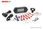 DB-01R+ motorcycle meter with 3 colors backlight / motorcycle gauge / universal