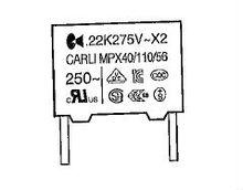 X2 capacitor(275VAC)