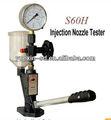 S60h inyectores diesel probador de la boquilla/0-40 mpa