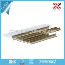 Kraft paper board paper edge protector production machine line