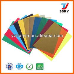 A4 PVC Binding Cover PVC Binding Sheet