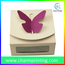 New Design Cosmetic Gift Packaging Box