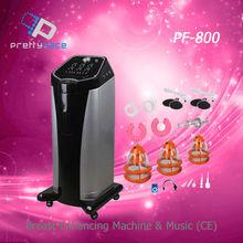 PF-800 2013 new design breast enhancing beauty salon equipment& music,beauty machinechina(CE approved)