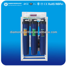 400gpd 5 stages reverse osmosis system water purifer