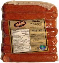 Halal Beef Smokies