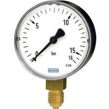 Bourdon Tube Pressure Gauge