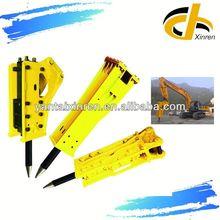 edt 1600 top type furukawa f27 excavator breaker attachment