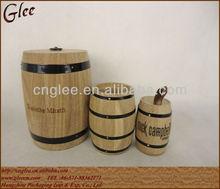 Wooden Barrel Coffee Barrel Beer Keg Wine Barrel For Sale